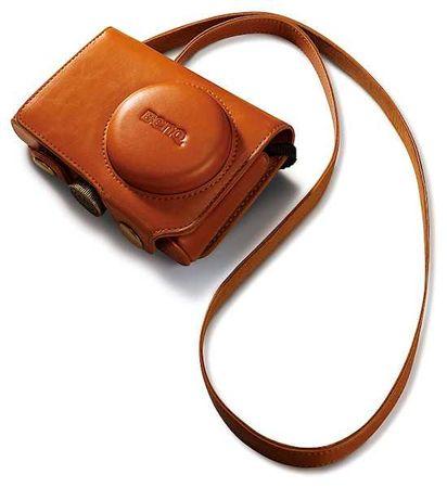 BenQ G1 Digital Camera  (czarny) plus etui - aparat kompaktowy