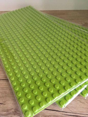 Пластина для Лего Дупло, поле LEGO 51х25 см (салатовий)