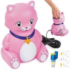 Детский ингалятор Кошка