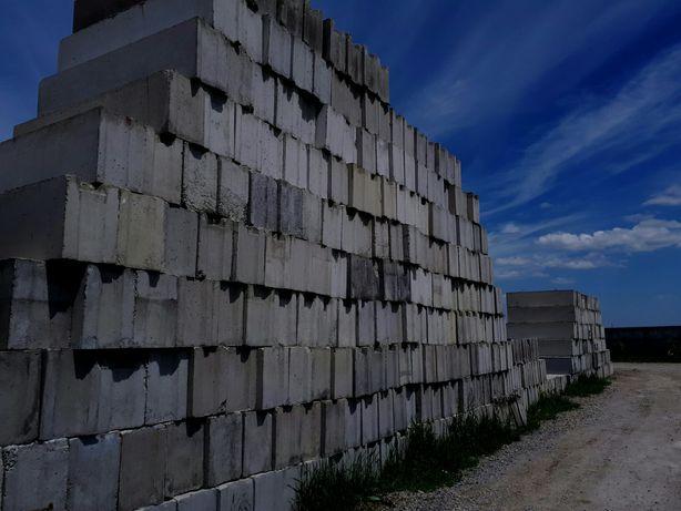 Блоки фундаментные 40.50.60.