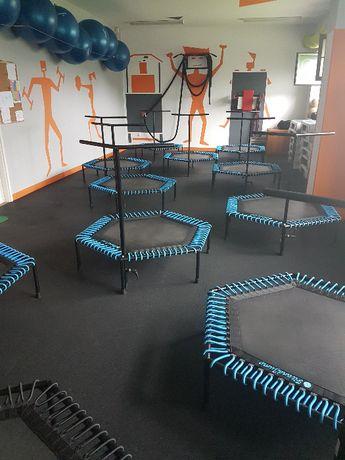 Profesjonalne Trampoliny Fit&Jump do domu / sali fitness