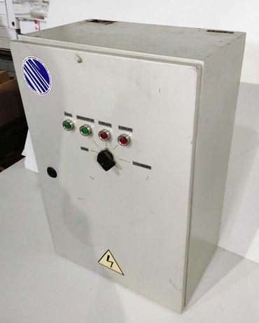 Б/У Блок управления отопительными агрегатами БУ-2-22.5. Щит управления
