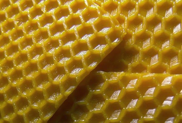Przerób wosku na węze pszczelą / węza pszczela wielkopolska / warszaws