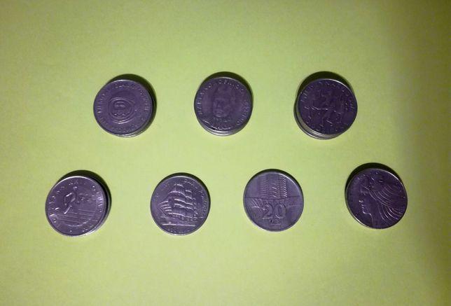 Stare monety 20 zl.
