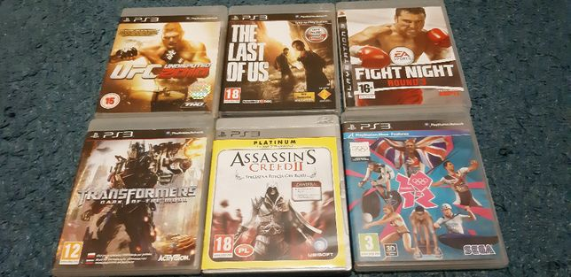 gry Playstation3 Ps3