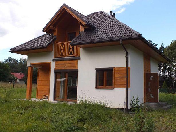Dom  w malowniczej  miejscowości  - Twardorzeczka obok B-B