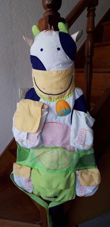 Capa Protector Assento Auto Para Criança