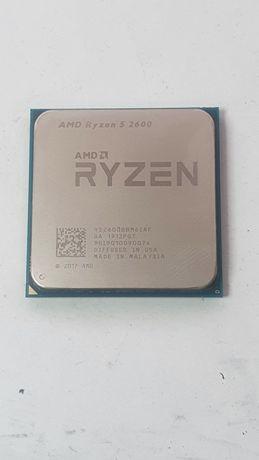 Processador AMD Ryzen 5 2600 3.4GHz up to 3.9GHz Socket AM4 (Untested)