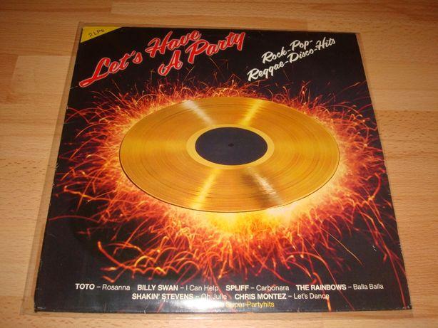 Płyty winylowe składanka Rock-Pop-Reggae-Disco 2lp