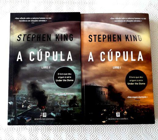 Stephen King -  A Cúpula - Vol. 1 e 2