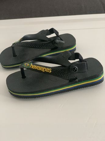Sandały havaianas 22 rozmiar