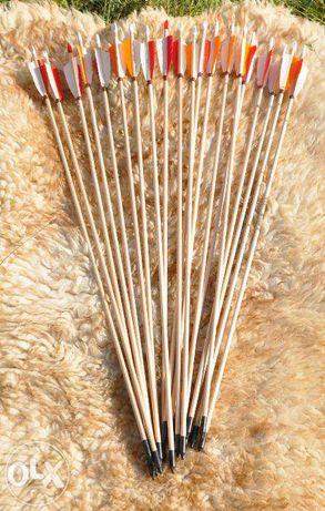 Стрела для стрельбы из лука, деревянная стрела 1 шт