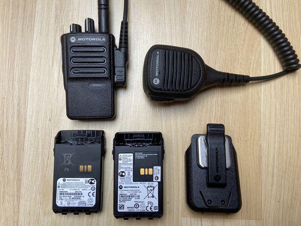 Motorola DP3441e 403-527 mhz 32 kan  ZESTAW NOWY