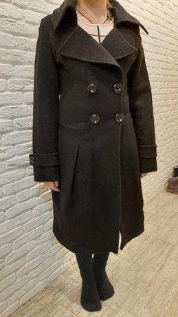 Пальто весна/осень натуральная шерсть размер S-М