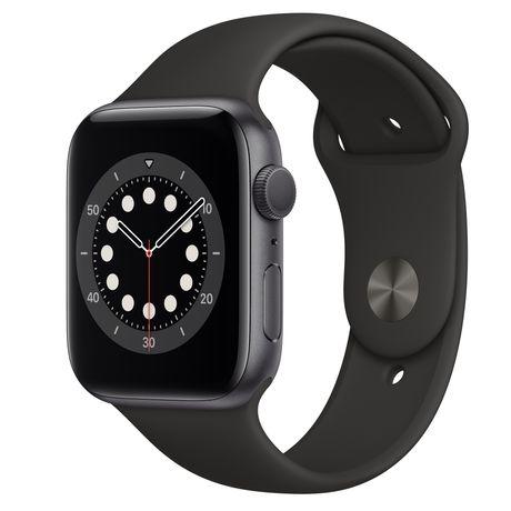 Apple watch 6 44mm GPS, SPACE GRAY. Nowy. Folia.OKAZJA!