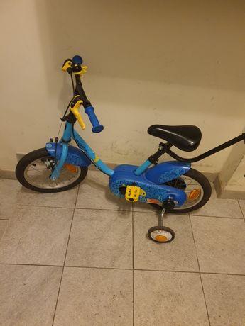 Rower BTwin z gwarancją 14cali
