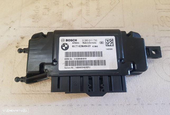 Modulo Controlo Sensor Airbag BMW 116D / 118D / 120D F20/F21 / 320D F30/F31 Ref. 65.77-9296494-01