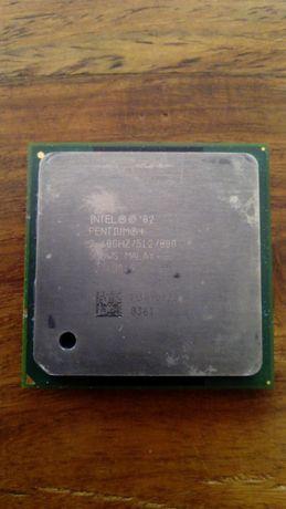 CPU processador Intel Pentium 4 2.60GHZ/512/800