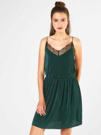 Распродажа!!! Платье с кружевом review из австрии