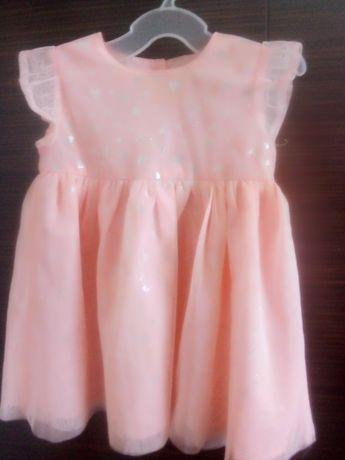 Sukienka dla dziewczynki, lato, wesele, roczek, urodziny