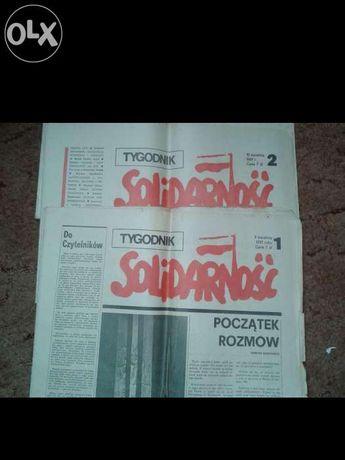 Gazeta Solidarność-zamiana