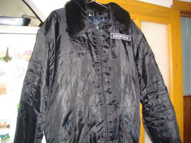 куртка мужская,черная