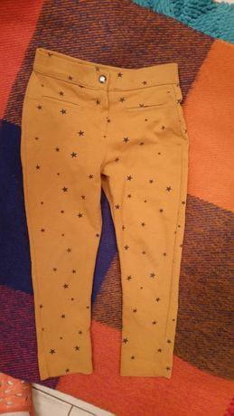 Legi spodnie Zara świetne bawelniane do przedszkola