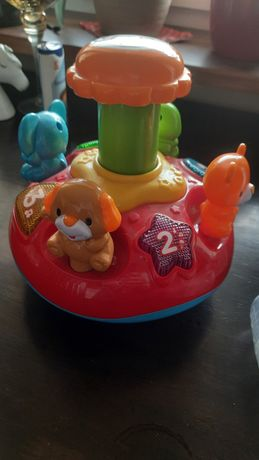 Zabawka interaktywna V-tech Kręciołek