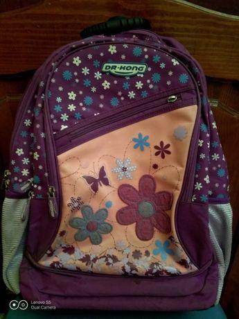 Рюкзак школьный  ранец DR. KONG