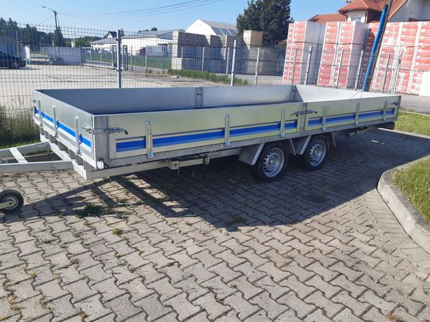 Przyczepa LT/Ciężarowa z 2021r.