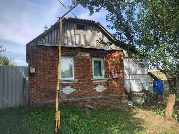 Продам дом 2 комнаты п.Березовка