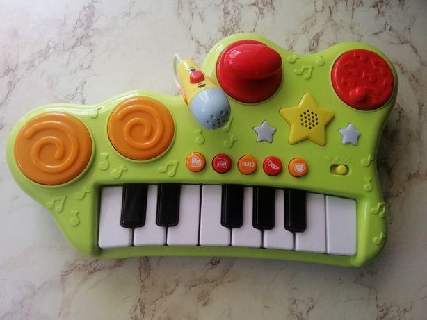 Піаніно іграшка музикальна