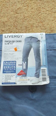 Стильні чоловічі  фірмові штани Livergy.48розмір.