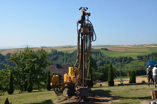 Wiercenie studni studnie głębinowe szukanie wody lokalizacja cieków