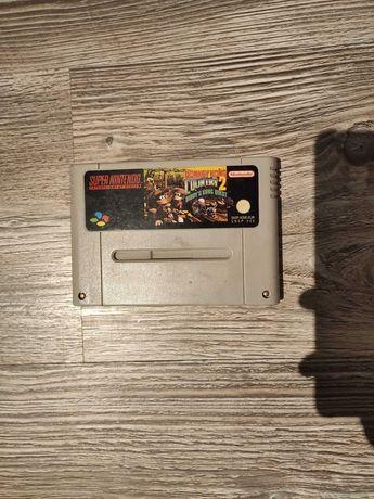 Gra Donkey Kong Country 2 SNES