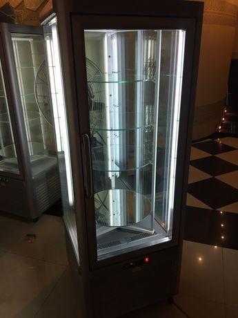 Холодильный шкаф витрина кондитерская Tecfrigo (Италия)+1+10 400л