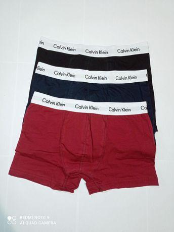 Bokserki Calvin Klein 3pack Tommy Hilfiger Boss S M L XL stringi figi