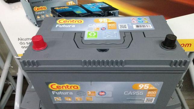 Akumulator Centra Futura CA955 95Ah 830A L+ Hyundai Kraków G8 EA955
