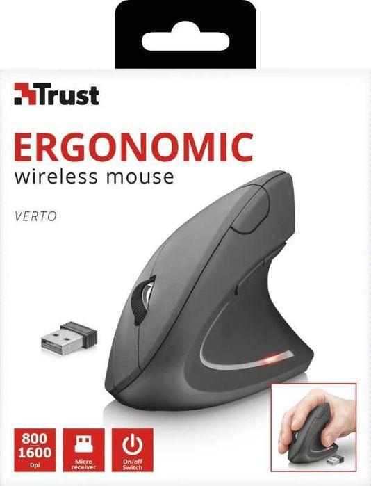 Mysz Trust Verto Wireless Czechowice-Dziedzice - image 1
