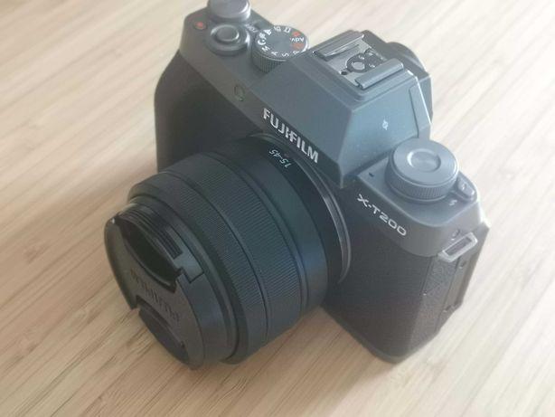 Fujifilm X-T200 como Nova + 15-45mm 3.5-5.6