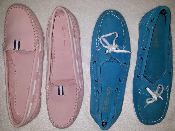 Обувь для девочки мокасины/туфли кожанные  размер 35, 36, 37,38