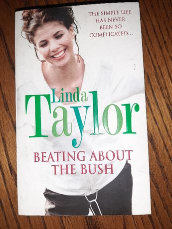 "Англомовна книга L.Taylor"" BEATING ABOUT THE BUSH"""