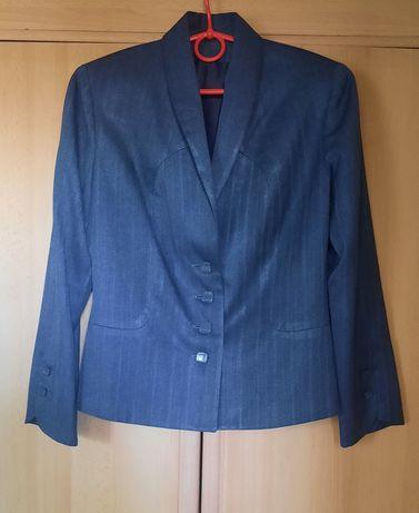 Костюм брючный, деловая женская одежда, офисная одежда, пиджак и брюки