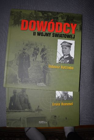 Dowódcy II Wojny światowej Rommel Kutrzeba