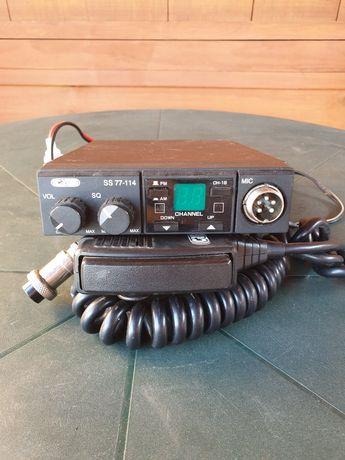 CB radio CRT ss 77-114