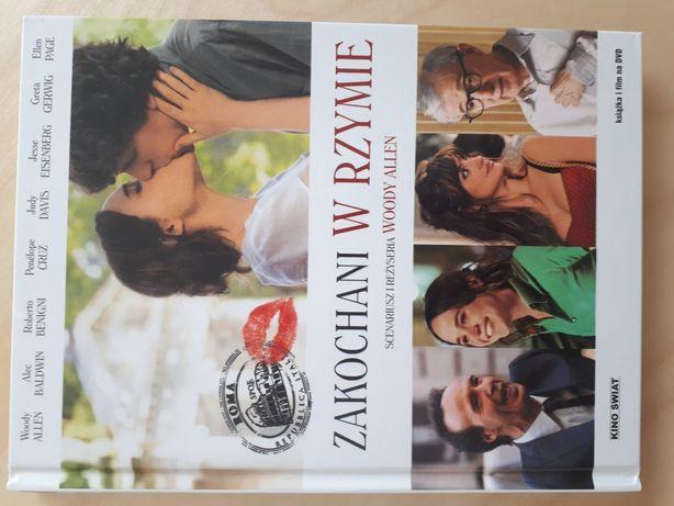 Zakochani w Rzymie DVD