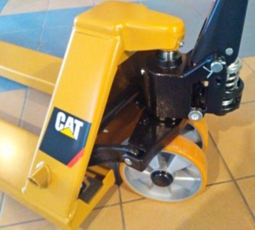 Тележка гидравлическая CAT рокла Caterpillar гарантия 2 года