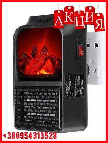 АКЦИЯ! Портативный обогреватель с LCD-дисплеем Flame Heater