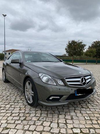 Mercedes C207 E Coupé 350 CDI AMG Nacional