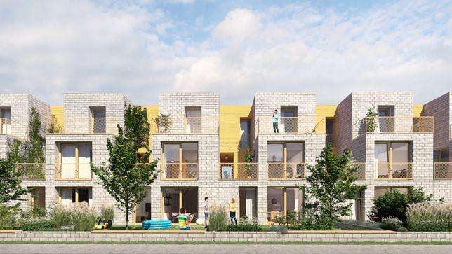 Nowe osiedle BOLKO - Mieszkanie 3 pokoje + TARAS i Ogródek